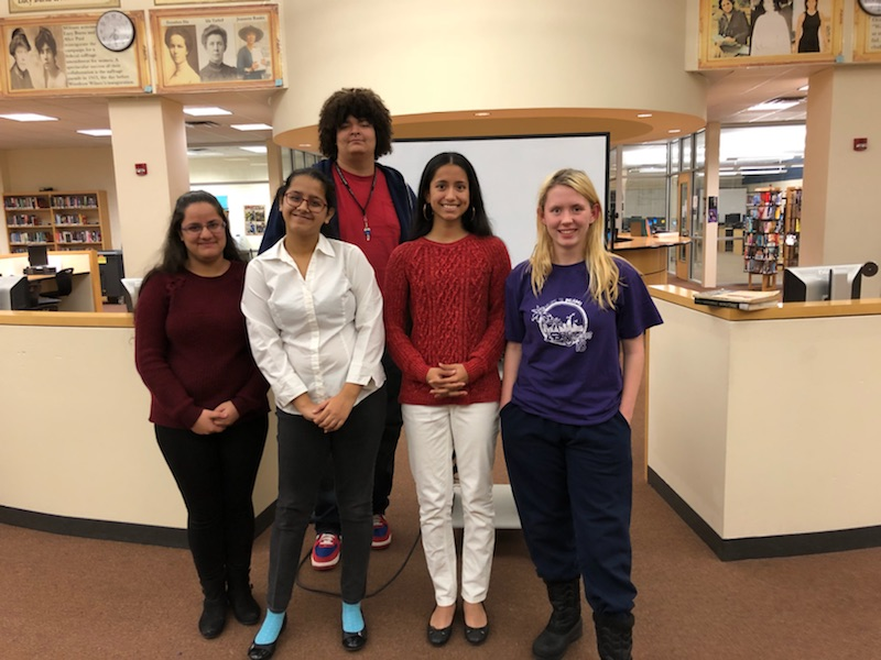Poetry Out Loud Grade Level Competition